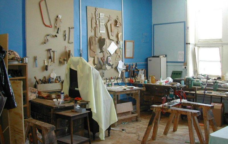 carpentry workshop. carpentry workshop