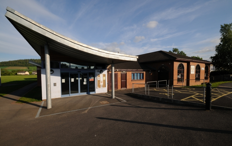 Craven Arms Community Centre Casca South Shropshire