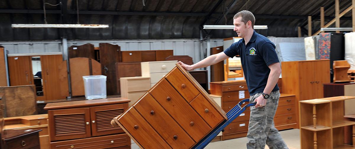 South shropshire furniture scheme a dynamic social for Furniture charity shops